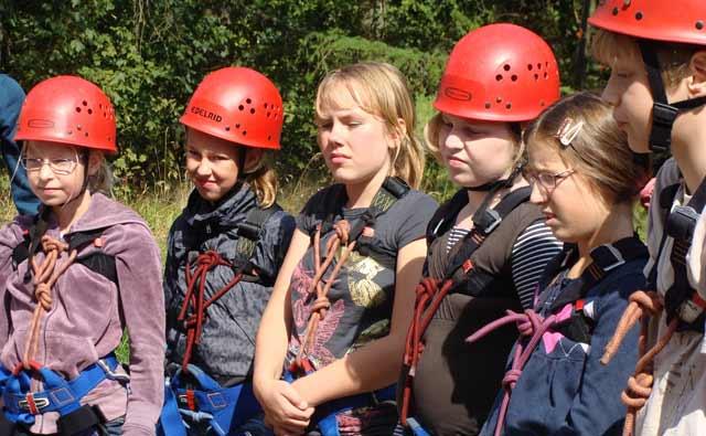 Erlebnispädagogische Klassenreise Im Harz!