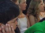 Die Einschulungsfeier unserer 108 neuen Fünftklässler