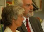 Schulsenatorin Dinges-Dierig besuchte das Goethe-Gymnasium