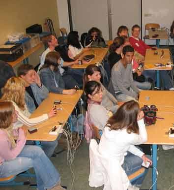 Berufsorientierung am Goethe-Gymnasium