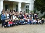 Großer Chor des Goethe-Gymnasiums auf vorweihnachtlicher Probenreise