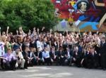 Abitur-Entlassungsfeier am Goethe-Gymnasium '10