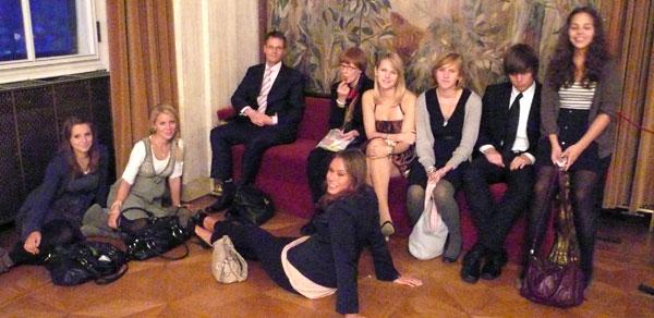 ...in der Wiener Staatsoper