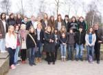 Gelungener Schüleraustausch: Besuch aus Frankreich 2012