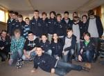 Vorbereitung für den Robocup Junior bei den German open: Erster »Heimsieg« eines Goethe-Teams