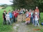 Die 6. Klassen im Harz