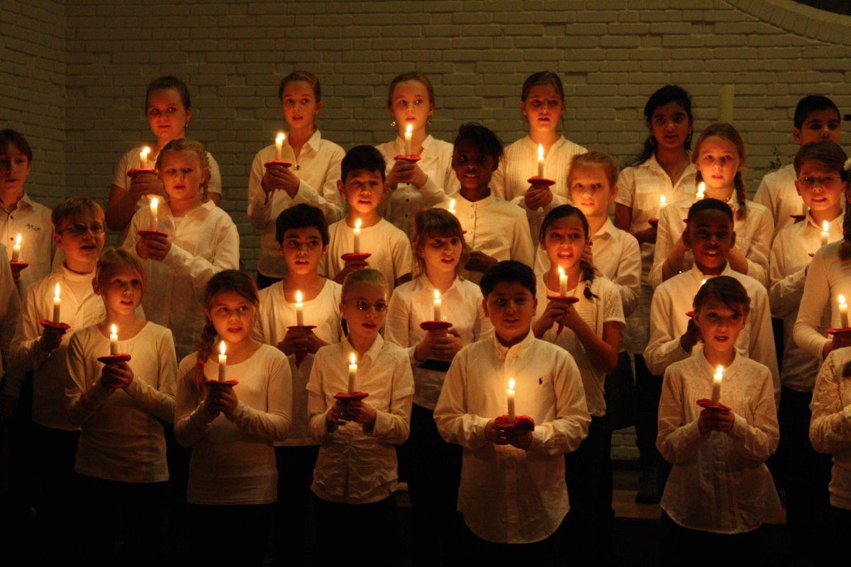 Mehr als 200 Mitwirkende beim Weihnachtskonzert