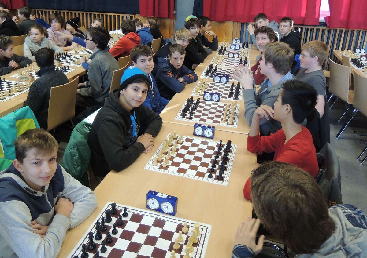 2. Platz bei Hamburger Schulmeisterschaften für die Luruper