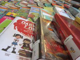 Am 7. Juli ist Goethes Bücherflohmarkt!