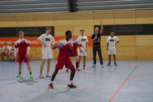 Handball: Hamburger Schulmeisterschaften