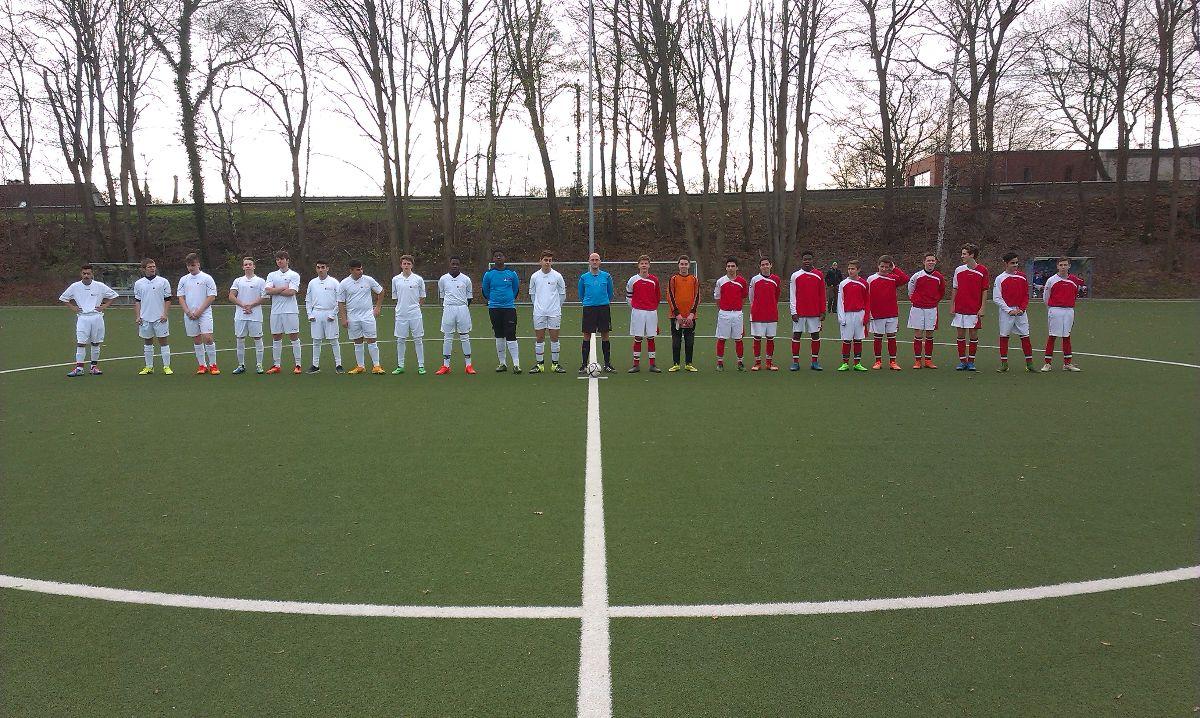 Foto WK 2 Viertelfinale