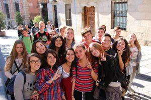 Spanienaustausch Madrid