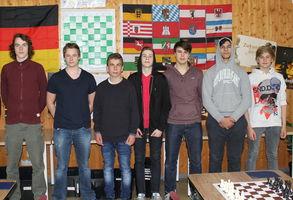Deutsche Schulschach-Meisterschaften U17 in Grömitz vom 29.04. bis 02.05.