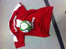 Handball live am Goethe!
