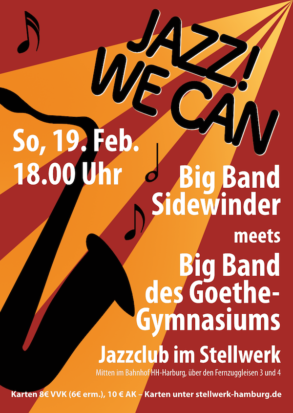 Jazz We Can Flyer