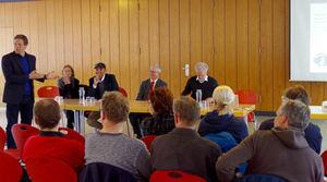 Goethe-Gymnasium soll umgestaltet werden
