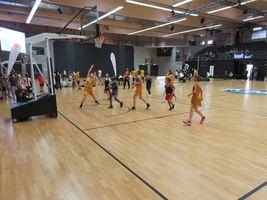 Goethe-Gymnasium beim Vattenfall-Cup 2018 in Wilhelmsburg