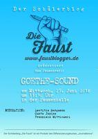 Goethe-Sound geht On-Air