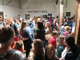 Ein Fotowettbewerb für Hamburger Schulen zum Thema SUCHAUFTRAG