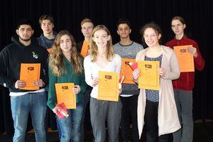 Großes Finale: Jugend debattiert am Goethe-Gymnasium