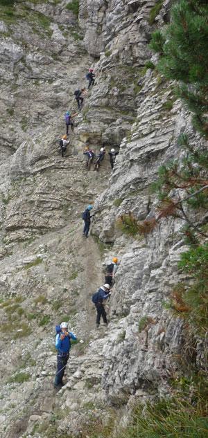 Profilreise Sport - in den Alpen