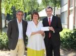 Goethe-Gymnasium erhält Spende der HASPA-Stiftung