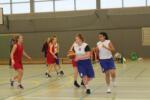 Jugend trainiert für Olympia WK2 weiblich Basketball am Goethe-Gymnasium