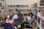 Goethes Schulbibliotheksrallye