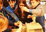 Fröhlich, bunt und spannend - das Goethe-Gymnasium öffnet seine Pforten