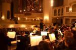 Jahresrückblick: Chöre und Orchester des Goethe-Gymnasiums gestalten musikalische Vesper in der Hauptkirche St. Michaelis