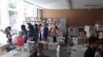 Die Schulbibliothek packt aus!
