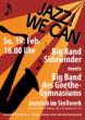 Goethe-Bigband tritt in Hamburger Jazz-Club auf!