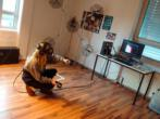 Ausflug ins VR-Labor