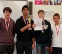 Kleine Sensation: Das Goethe gewinnt die Hamburger Meisterschaft des 9. und 10. Jahrgangs