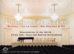 Orchesterkonzert am Goethe-Gymnasium