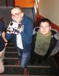 Roboterexperten frisch aus Portugal zu Besuch