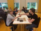 David gewinnt zum 5. Mal den Goethe-Schachpokal!