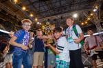 Das Goethe-Gymnasium gewinnt den Alsteruferpokal
