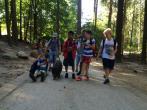 Ausflug der Klasse 5d in den Wildpark Schwarze Berge