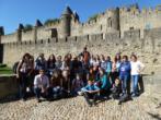 Schüleraustausch mit dem Collège Jules Verne in Carcassonne