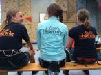 9. Hamburger Schulmeisterschaften im Lead-Klettern