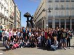 Schüleraustausch Madrid 24.9. - 2.10.2014